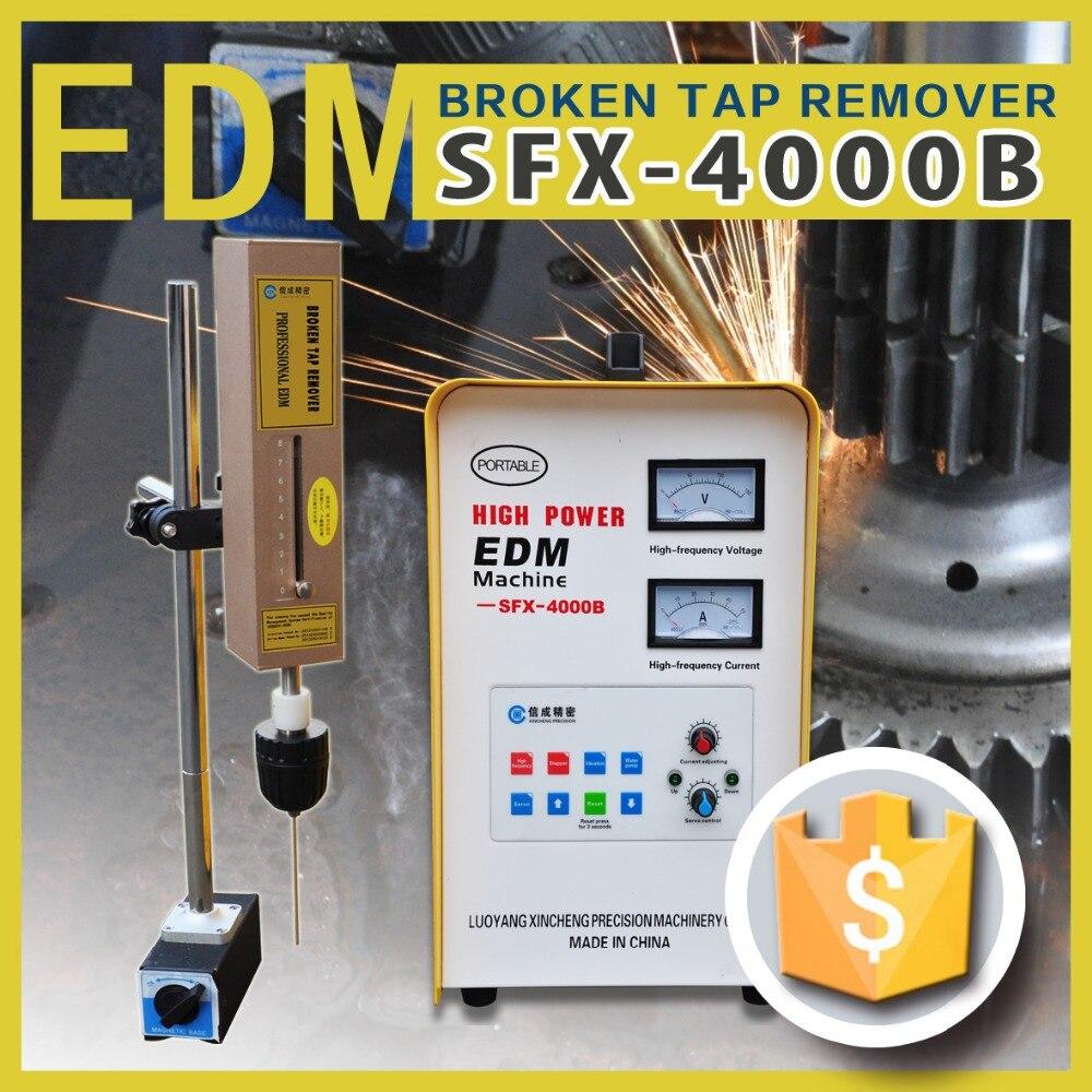 Малое отверстие edm прецизионный станок для резки проволоки и сломанного крана