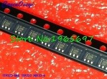 10 pcs/lot TTP223-BA6 TTP223 BA6 SOT23-6 En Stock