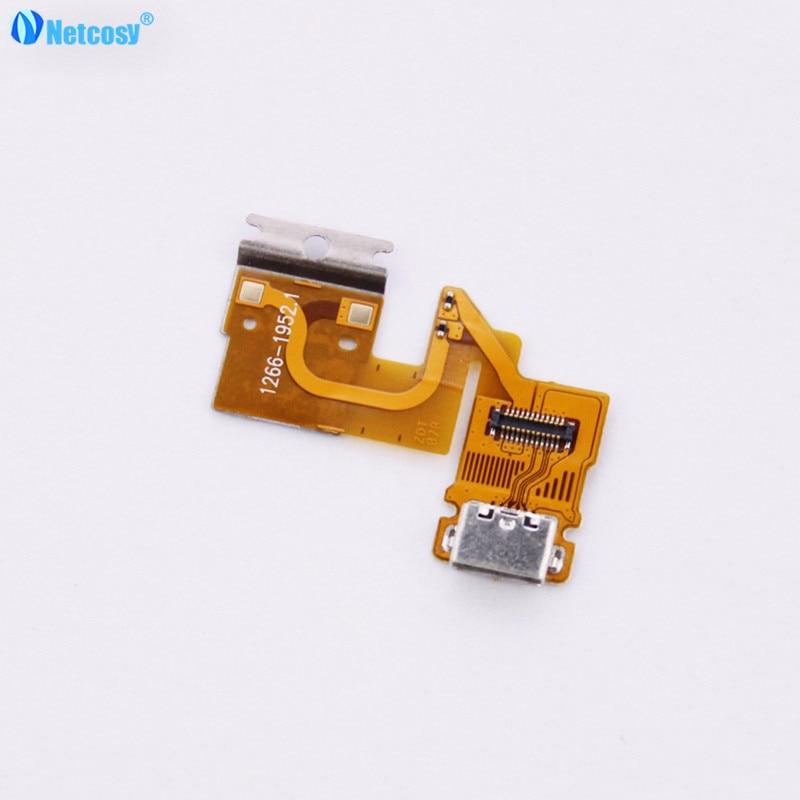 Netcosy для Sony Xperia Tablet Z порт для зарядной USB док-станции задний гибкий кабель зарядное устройство замена ленты