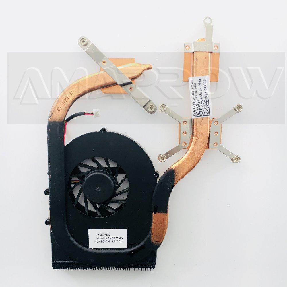 Ventilador disipador térmico Original para ordenador portátil, envío gratis, para DELL M1530...