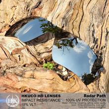 HKUCO-lentille de remplacement polarisée   Pour la voie du Radar Oakley, cadre non inclus