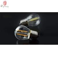 5pcslot led 2w filament bulb pendant light edison bubble bulb e27 85 265v antique hanging table lamp retro light bulbs dynasty
