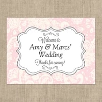 personalized welcome box labels wedding welcome bag labels wedding labels welcome stickers box stickers pink lace