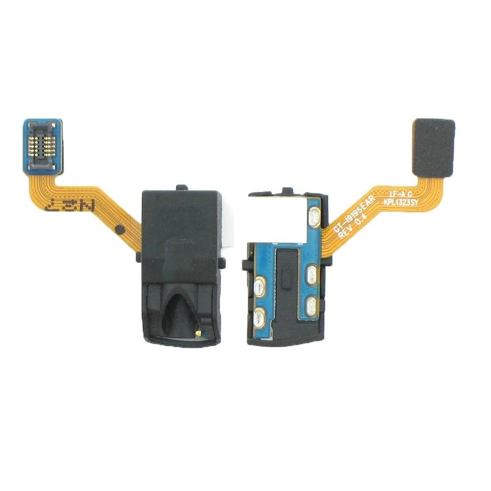 Para Samsung Galaxy S4 Mini I9190 I9192 I9195 auricular de 3,5 MM...