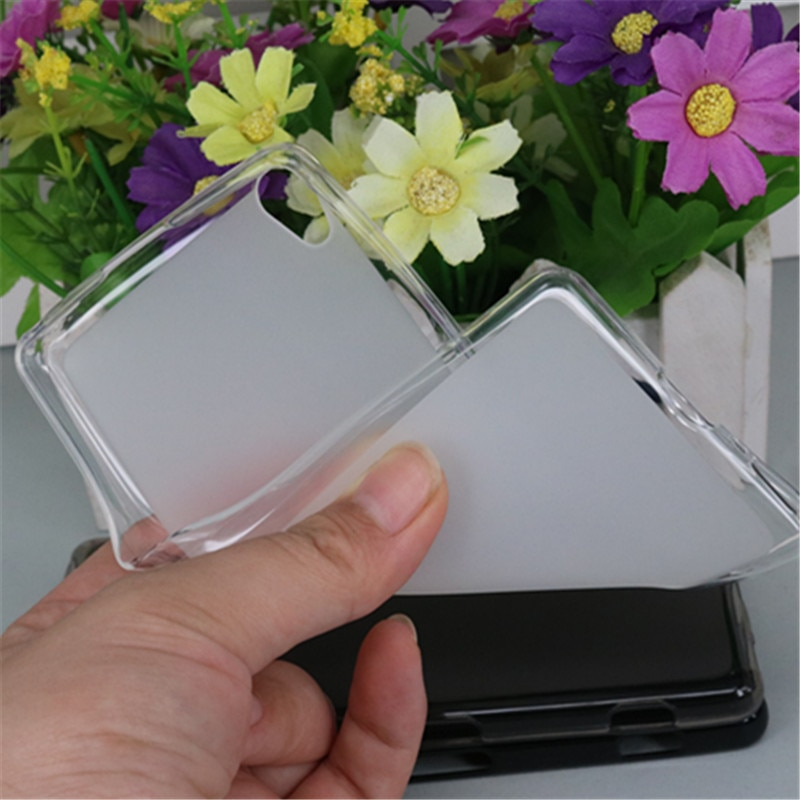 Custodia morbida Per Sony Xperia X XA2 XA XZ2 Pompact XA2 Ultra F5121 F5122 H3213 H3223 H3113 F3111 H8314 H8216 tpu Posteriore Del Silicone della Cassa