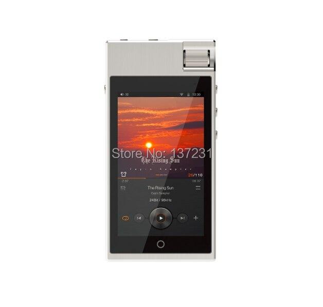 Cayin N5iiS HIFI fiebre sin pérdidas reproductor de música Bluetooth inalámbrica MP3 estudiante escuchando canción DSD sistema Android equilibrio conductor