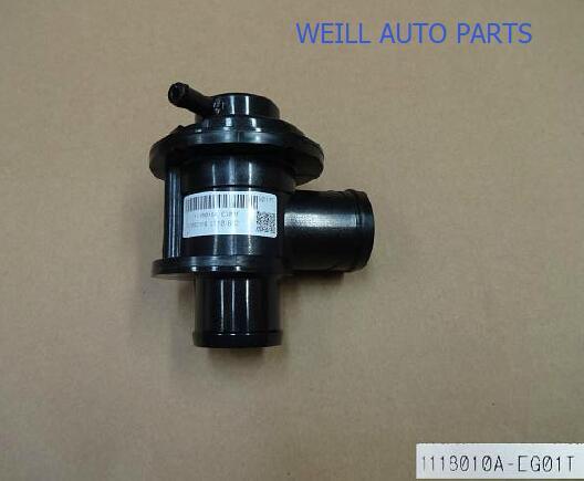 WEILL 1118010A-EG01T válvula de derivación de admisión de aire para great wall 4G15T