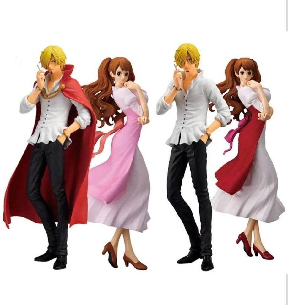 OP Glitter&Brave GG Sanji CHARLOTTE PUDDING Figure Brinquedos Toys Figurals Model Dolls