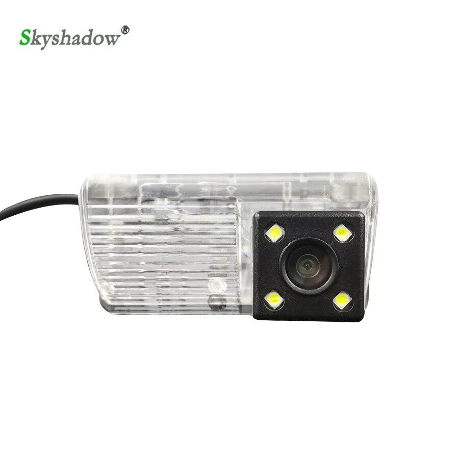 Ccd do carro de visão noturna backup câmera visão traseira à prova dwaterproof água para toyota corolla sedan byd f3 f3r s6 m6 lifan 620 sedan lifan x60