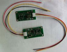 Livraison gratuite rapide RM3100 RM3000 plaque de Test PNI Module de capteur magnétique stm32 rm3300 carte de test de version dévaluation