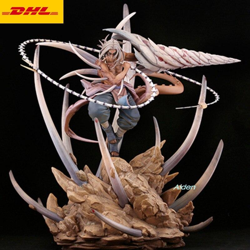 """27 """"NARUTO Nacht Leuchten Statue Kimimaro Fehlschlag GK Action Figure Sammeln Modell Spielzeug BOX Z386"""