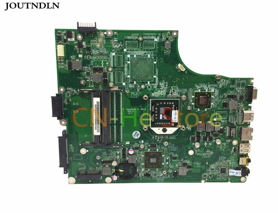 JOUTNDLN para ACER ASPIRE 5553 5553G placa base de computadora portátil MB PU906.001 MBPU906001 DA0ZR8MB8E0 REV E DDR3 libre de enviar CPU