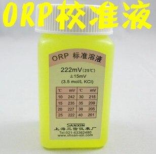Solução de calibração solução padrão para ORP ORP medidor de ORP caneta