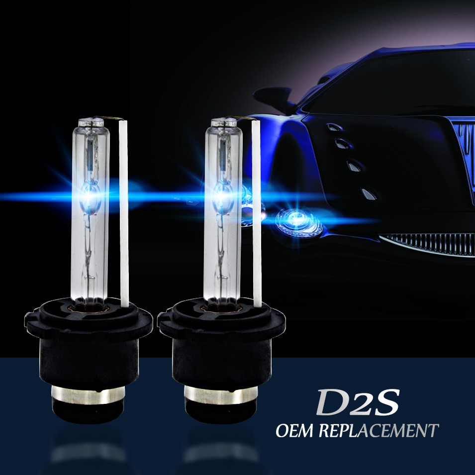 2 x d2s 35 w farol lâmpadas hid 85122 66040 substituição para audi bmw mercedes