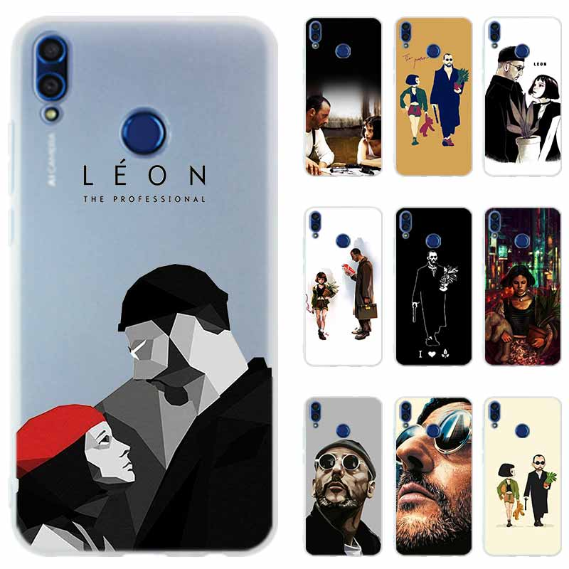 Funda de silicona para teléfono Leon Matilda Natalia Honor 20i 10i para Huawei Honor 10 9 lite 20 8a 8X x10 9a 7A Pro 30 30s