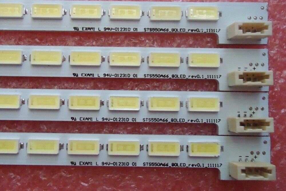 Original LCD-60LX540A light strip 60LX640A 60LX750A