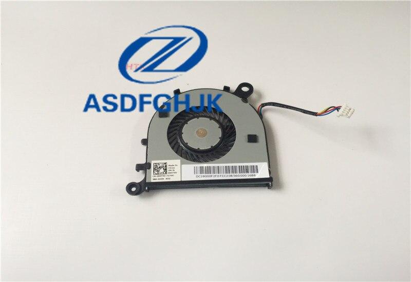 Para Dell XPS 13 9343 de 9350 0XHT5V 0XHT5V ventilador de refrigeración de 56R5W 056R5W