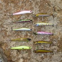 Le poisson crayon japon pêche leurre 9cm 15g naufrage Wobblers accessoires hélice appât artificiel leurre dur pour la pêche en eau salée
