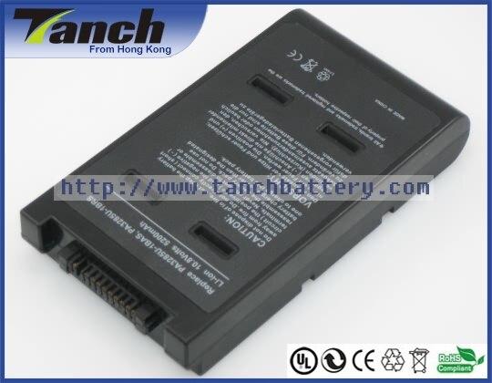Batterie ordinateur portable pour TOSHIBA Satellite Pro A10 A10-S129 A10-S213 A10-S103 A10-S178 Tecra A1 A15-S127 10.8 V 6 cellules