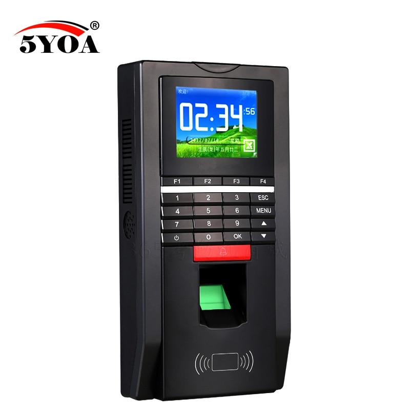 5YOA B131 считыватель отпечатков пальцев RFID, устройство для контроля доступа, система блокировки, пароль, ключ, биометрический электронный считыватель дверей, сканер