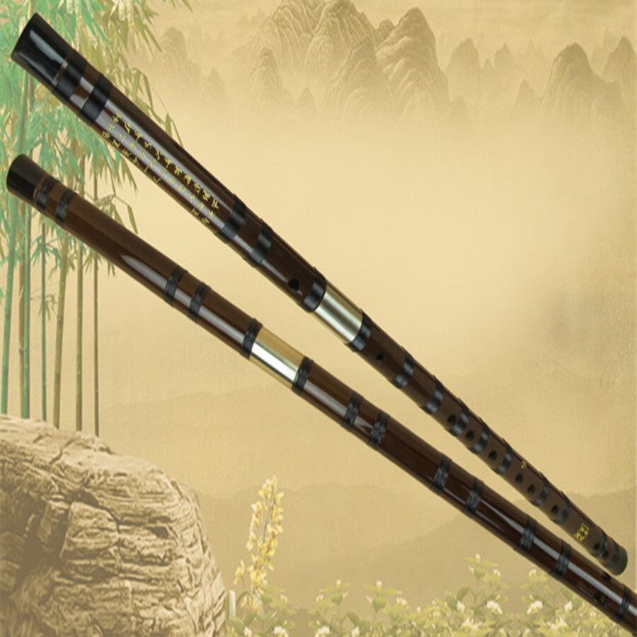 Bamboo Flute Profissional woodwind Music Instruments Flauta Transverse C/ D /E /F/G KEY  Chinese Dizi Transverse Flautas