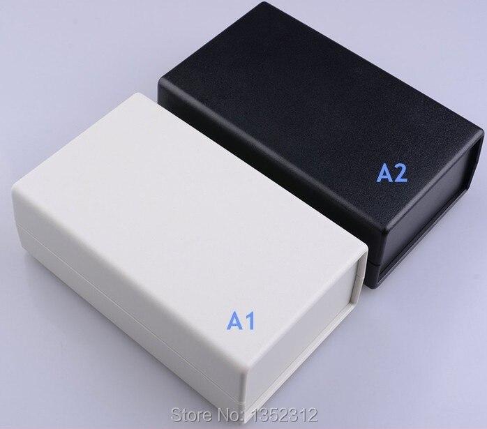 30 unids/lote 164*100*51mm caja eléctrica caja de plástico caja de conexiones eléctricas caja de plástico electrónica