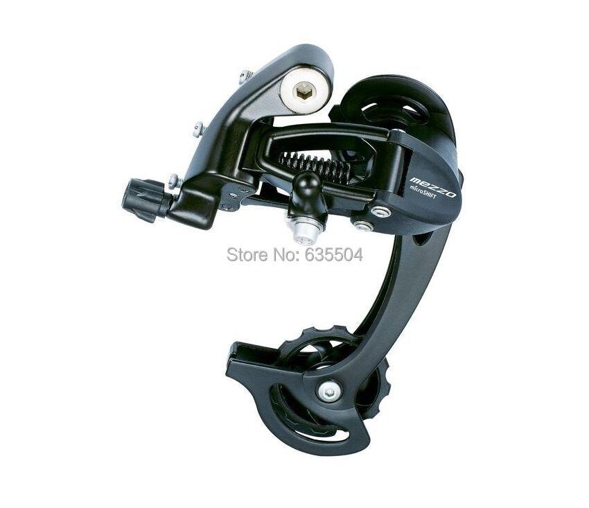 Micro 8/9 Geschwindigkeit Legierung Schaltwerk Kurz Käfig RD-M45S Fahrrad Derailleur Teil MTB Kompatibel für Shimano