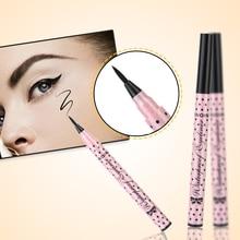 Hot Sexy Women Liquid Eye Liner Make Up Black Eyeliner Cosmetic Pencil Pen Waterproof Mini Long-lasting Eyeliner Pencil 2017