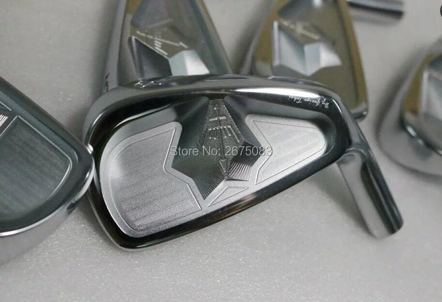 Golf TourOK 3D Ferro Set George Spirits Golf Forged Irons Golf Clubs Ferro head4-9Pw(7PCS)