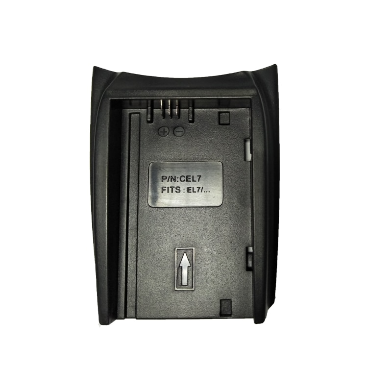 EL7 el7 EN-EL7 placa cargadora de batería para Nikon Coolpix 8400, 8800 E8800 E8400 de batería de la cámara