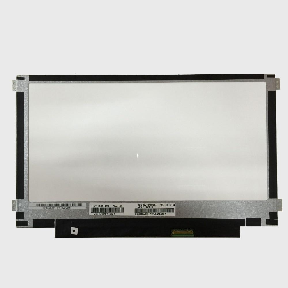 "11,6 ""B116XTN02.3 LED LCD Screen Display Panel Für Lenovo Chromebook 11e 4th Gen 20J0 01HW907"