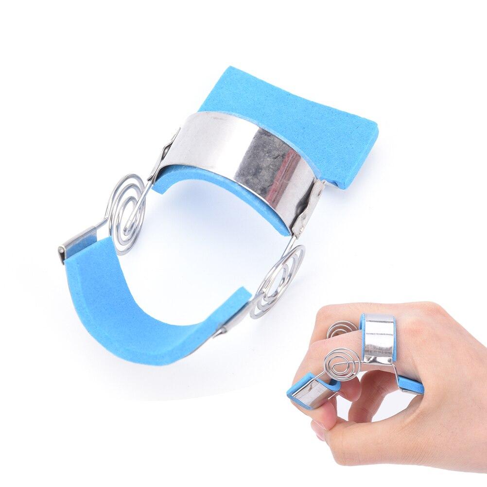 Attelle orthopédique d'entraînement pour les articulations des doigts, pour les contractions des doigts, pour la récupération des articulations