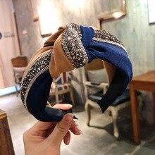 New Fashion Headband Claw Headband For Lady Hair Jewelry Accessories Claw Handmade Flower Hair Hoop Gift