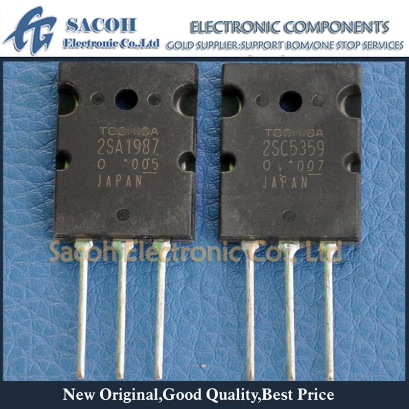 nuovo-originale-5-coppie-10-pezzi-lotto-2sa1987-a1987-2sc5359-c5359-to-3pl-15a-230v-npn-pnp-transistor-di-amplificazione-audio-di-potenza