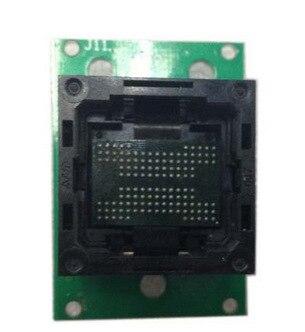 BGA152 adapter-DIP48 Solution,BGA152 socket,for the reading of BGA152,long operating life,faster reading and stable performance