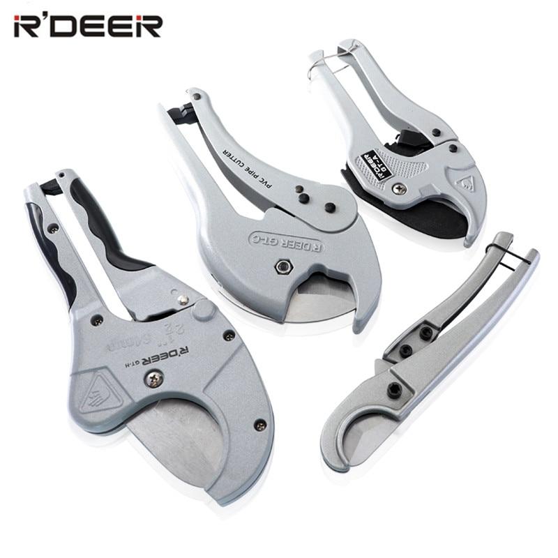 Cortador de tubos, cortador de liga de alumínio, tesoura de catraca, tubo de lâmina de aço inoxidável, cortador de pvc/pu/pp/pe ferramenta manual de corte
