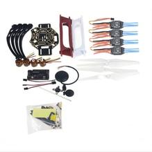 Drone RC Quadrocopter avion Kit cadre de F450-V2 GPS APM2.8 contrôle de vol pas de batterie pas démetteur F02192-Z