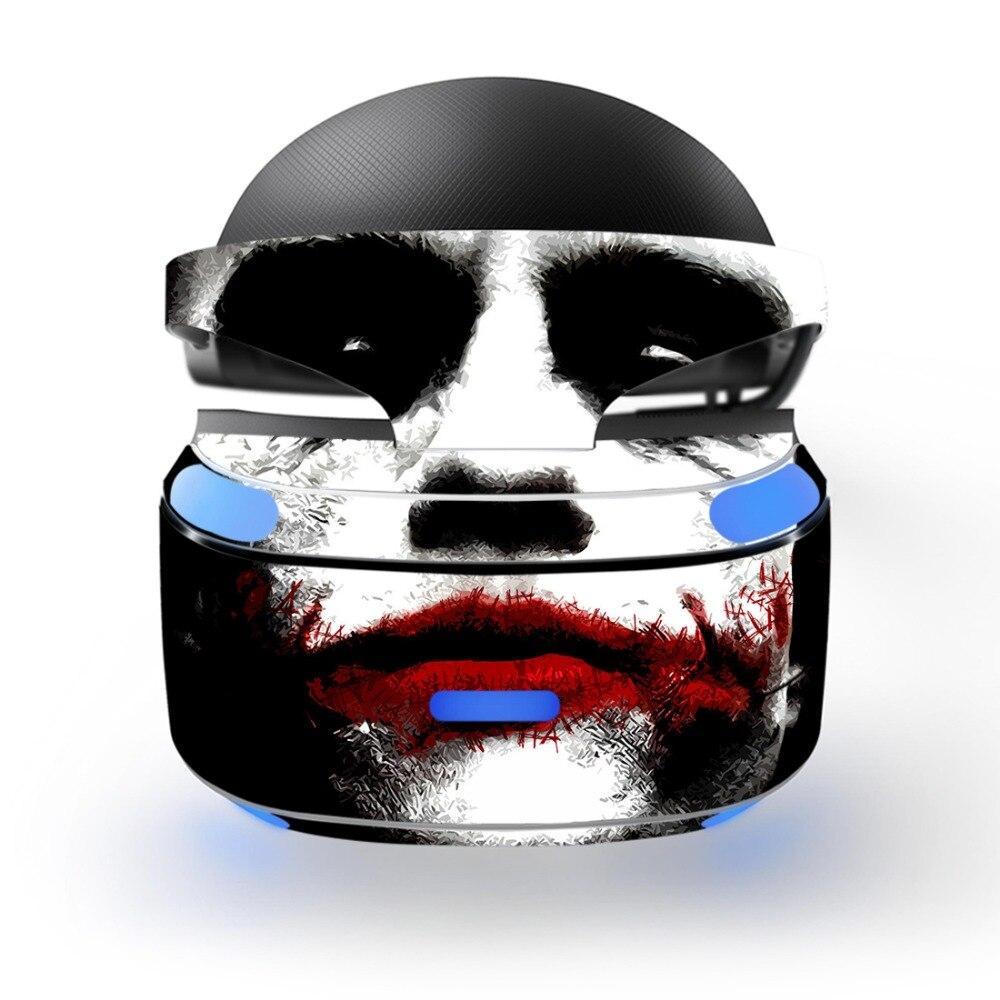 Pegatina de vinilo para Sony Playstation PS VR, funda protectora para consola