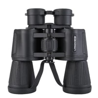 powerful 10x50 binoculars hd waterproof lll night vision wide angle binocular optical lens outdoor camping hunting telescopes