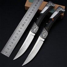 2020, nuevo, envío gratis, cuchillo plegable táctico de alta calidad para exteriores, cuchillo de autodefensa para supervivencia, Campamento, pequeños cuchillos de caza