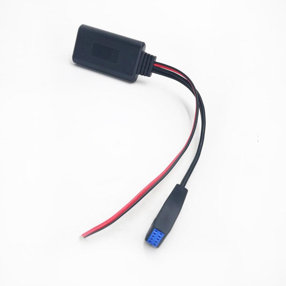 Biurlink автомобильный бизнес CD Bluetooth модуль аудио 10Pin Bluetooth AUX адаптер для BMW E46