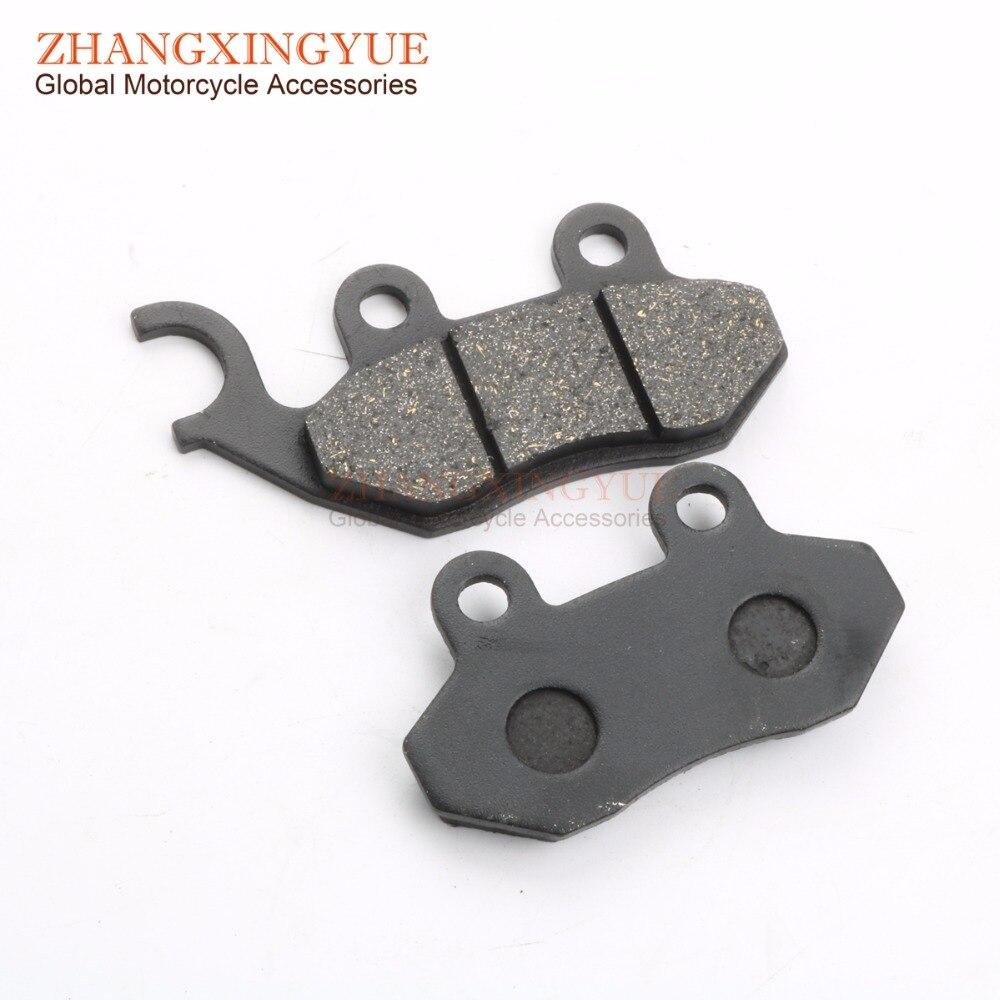 High quality brake pads for SYM Jet 4 50cc 125cc 150cc 45105-G22-9000/45106-G22-9000