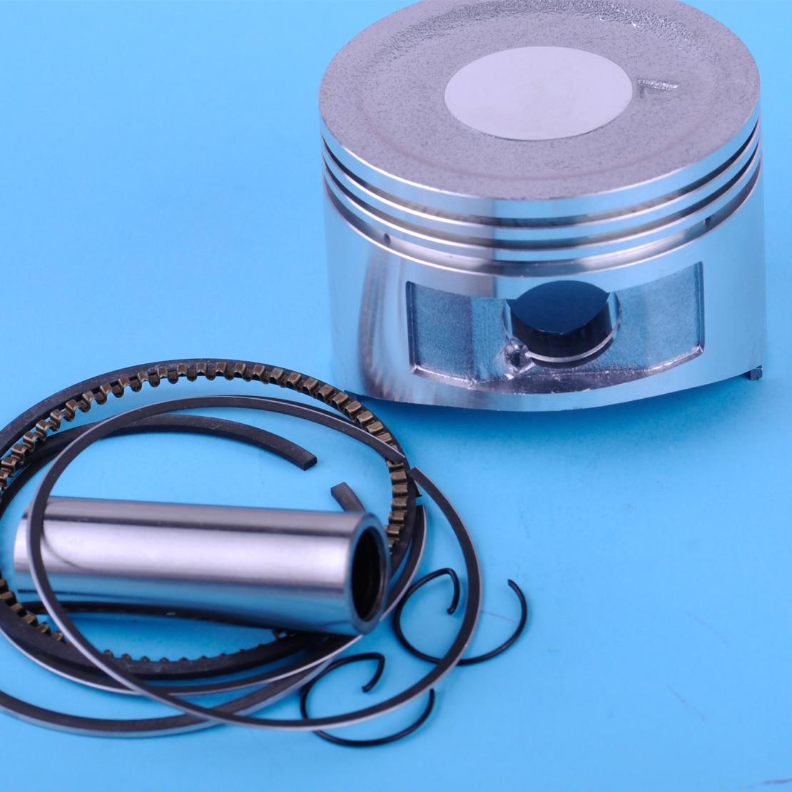 LETAOSK 68mm pistón y de seguridad y anillo Bluetooth encaja para Honda GX160 GX200 GX 160 Motor de 5,5 CV