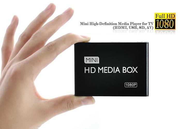 AliExpress - REDAMIGO Full HD 1080P Media Player Center MultiMedia Video Player Media box with HDMI-compatible VGA AV USB SD/MMC mkv H.264