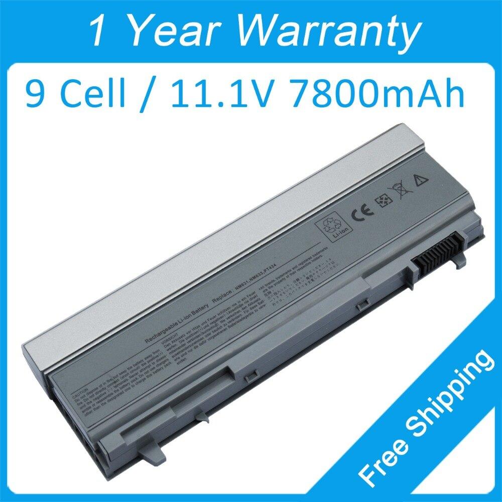 Nueva batería de portátil de 9 celdas para dell Precision M2400 M4400 M4500 FU571 312-0917 0KY266 0KY268 KY266 312-7414 KY265 PT435 PT436