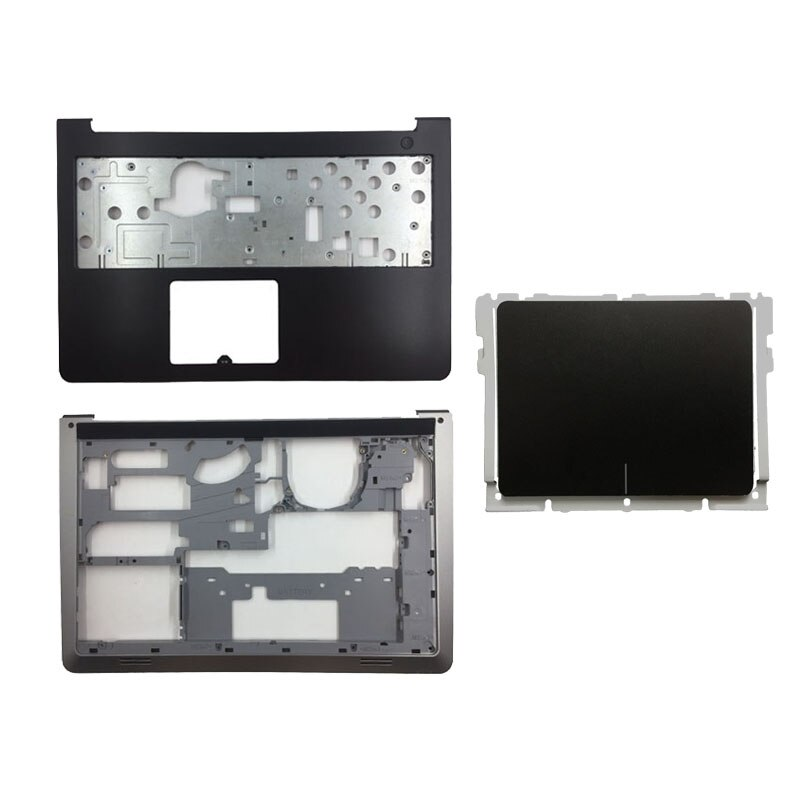 Für Dell Inspiron 15-5000 5545 5547 5548 15M Laptop Palmrest Ober fall/Basis Boden Abdeckung Niedrigeren fall/Touchpad DP/N 0WHC7T