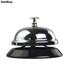 Casino Call Bell Service Concurrentie Metalen Ringer Baccarat Sic Bo Spel Hotel Counter Receptie Restaurant Bar 1 Pcs