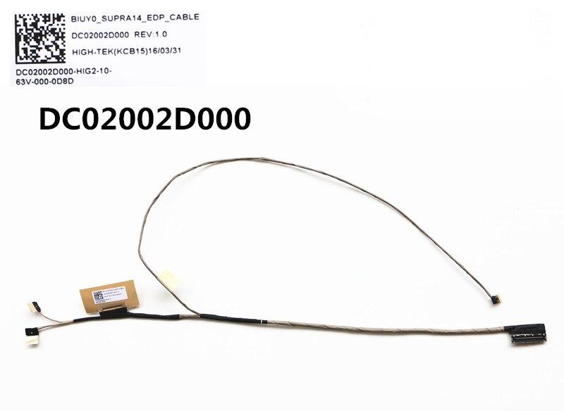 Laptop/Notebook LCD/LED/LVDS flex CABLE For LENOVO YOGA 510-14IKB FLEX4-1470  DC02002D000