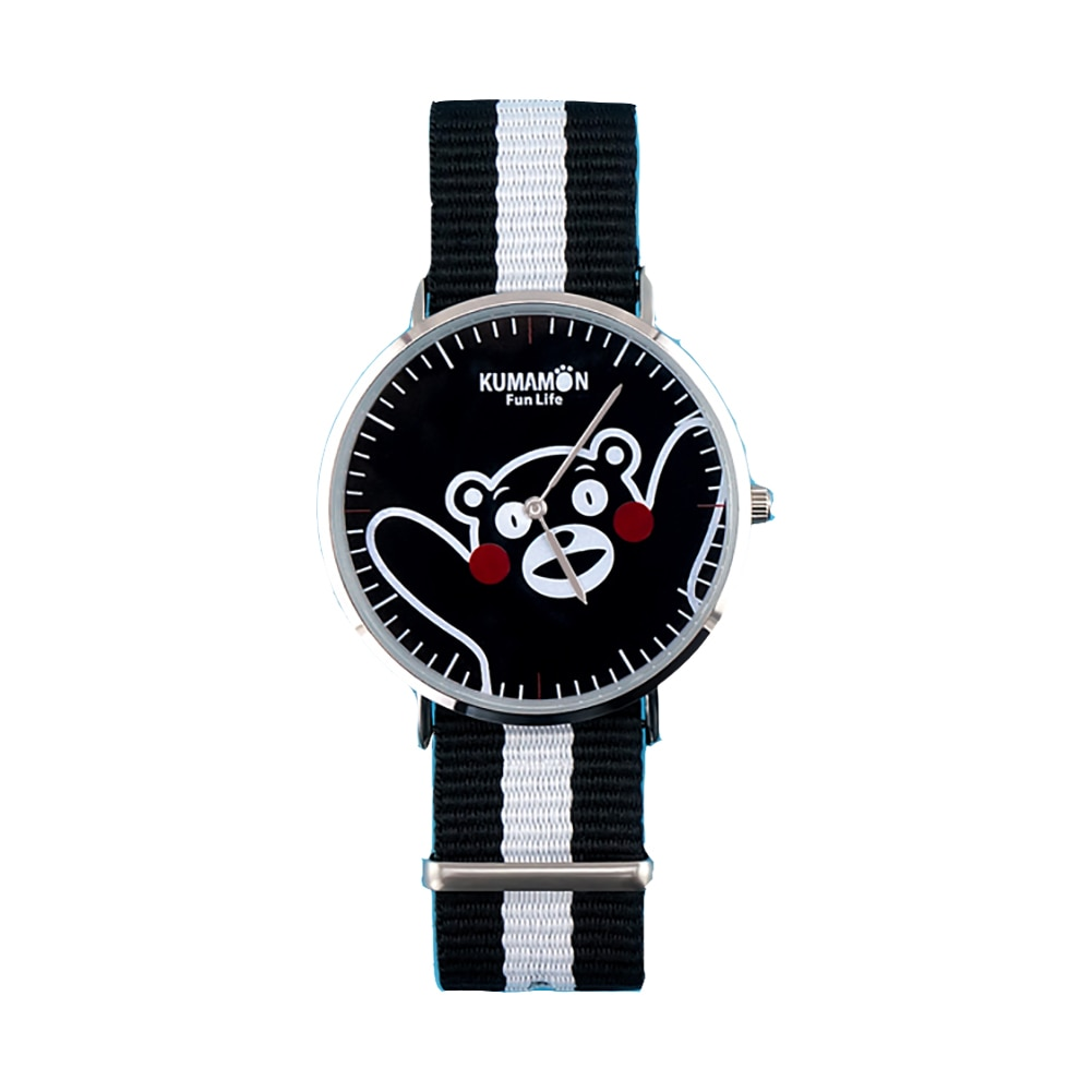Bsarai love live! Osomatsu Korosensei One Piece Totoro Neko Atsume Kumamon Punch Man Kantai Natsume Quartz Wrist Watch enlarge