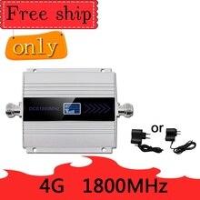 Горячая Распродажа 4G LTE DCS 1800mhz сотовый ретранслятор GSM 1800 60dB усилитель усиления мобильного телефона GSM 2G 4G amplificador band 3